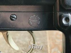 1950S MARX US WEAPON SYSTEMS AR-15 ASSAULT RIFLE MACHINE GUN SCOPE RARE With BOX