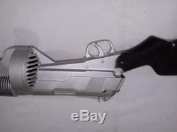 1950 Marx B/O Sparkling Electric BURP GUN with Recoiling Barrel and ORIGINAL BOX