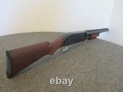1950'S LOUIS MARX PUMP ACTION SHELL EJECTING SHOTGUN With ORIGINAL BOX TOY CAP GUN