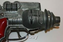 1950's Hubley Atomic Disintegrator Cap Gun Pistol