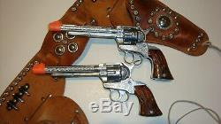 1950's U. S Marshall Cap Gun Set