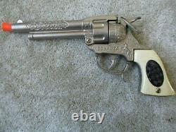 1959-65 Leslie Henry die cast cap gun BONANZA -Excellent much sought after
