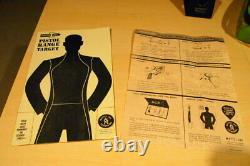 1959 Mattel Official Detective Snub-Nose. 38 Shootin-Shell Cap Gun