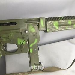 1960's MATTEL TOMMY BURST Cap Machine Gun Camo Guerilla Gun