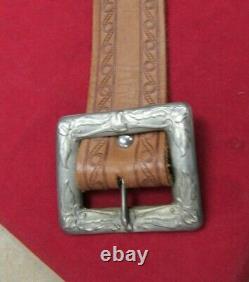 1960s Mattel Shootin Shell Cap Gun The Fanner Cap Gun with Leather Holster 9 Shell