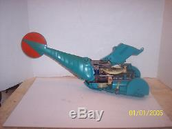 1962 IDEAL KING ZOR EXCELLENT & COMPLETE! WithBOX/DARTS/GUN/BALLS/INSTRUCTIONS