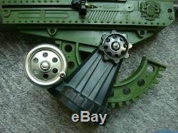 1964 Defender Dan Toy Machine Gun Deluxe Reading Corp. Parts Or Repair Only