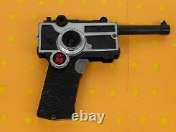 1964 Mattel Agent Zero M Snap Shot Camera Cap Gun Spy Camera To Gun New MIB A4