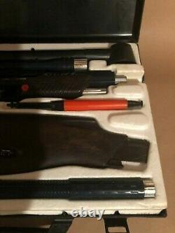 1965 SECRET SAM Spy Attache Case Gun by TOPPER TOYS/DELUXE READING Complete