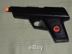1965 The Man From U. N. C. L. E Napoleon Solo Secret Service Cap Gun MIB NEW Ideal
