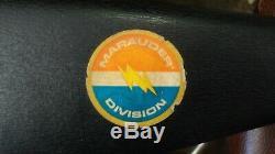 1966 M-16 Marauder Automatic Toy Rifle Gun 1966 Mattel IT WORKS