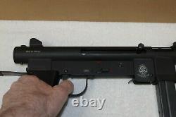 1970's MGC SMITH & WESSON M-76 AUTOMATIC PROP GUN NEW IN ORIGINAL BOX PRISTINE