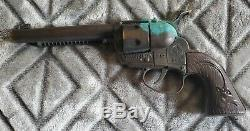 1974 PLANET OF THE APES Vintage Mattel FANNER 50 CAP GUN And BELT WITH HOLSTER