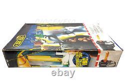 1982 Edison Giocattoli Superautomatic Toy Gun Zk235 Space Pistol Italian New