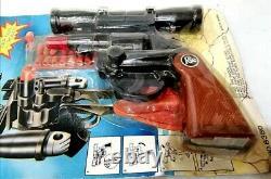 1982s TRANSFORMERS 357 MAGNUM GUN ROBO SUPER RARE (VINTAGE TOYS)