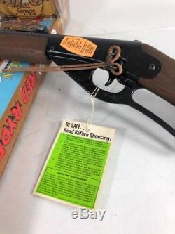 1988 Daisy Red Ryder BB Gun 1938B Classic Vintage 50th Anniversary Medallion