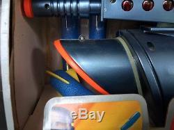 1993# Toy Island Vintage Rare Robocop Rifle Army Gun #nib
