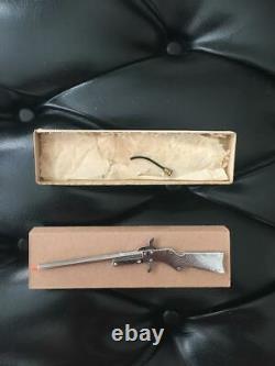 2mm Pinfire Berloque Miniature Toy Cap Gun Rifle