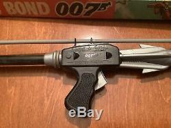 60S JAMES BOND 007 SPY HARPOON GUN WithBOX LONE STAR UK SECRET AGENT