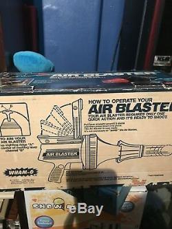 Air Blaster Wham O Toy Gun 1978 Very Rare