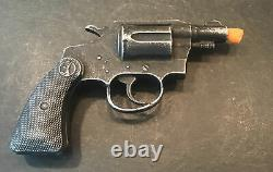 Antique Rare Cast Aluminum Toy Gun Colt Detective Special Replica Free Shipping