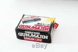 BANDAI GUN MAJIN COMBAT ROBO S&WM469 Vintage toys (mn112)