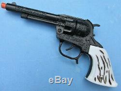 Bat Masterson Lone Star Cap Gun And Holster Carnell Set