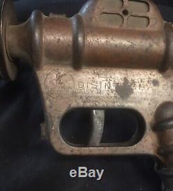 Buck Rogers Disintegrator Space Ray Gun 25th Century-Vintage 1930s Daisy Mfg