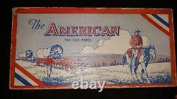 Buy It Now Vintage Kilgore American Cap Gun Unfired With Original Box (read)