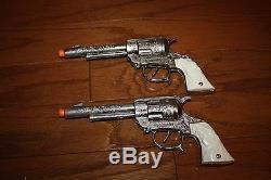 Cbs Gunsmoke Cap Gun & Holster Set
