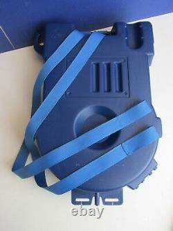 COMPLETE vintage GHOSTBUSTERS PROTON PACK GUN TOY original KENNER PKE METER 43e