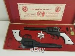 Cap Guns Vintage by B. C. M. Outlaw Guns