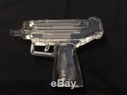 Crystal UZI GUN Collectable
