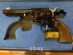 Daisy model 179 Peacemaker Six Gun BB pistol with box