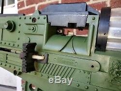 Defender Dan Toy Machine Gun Vintage 1964 Topper As Is For Parts