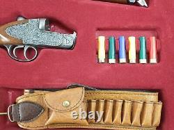 Edison Giocattoli Montecarlo Prestige Set Doppietta Cal. 12 Cap Gun Shotgun