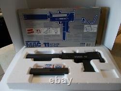 Extremely Rare Vintage Larami 8035-0 Mac 11 Toy Cap Gun NICE