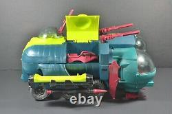 GI Joe ARAH Cobra Bugg 1988 100% Complete withSecto-Viper Hasbro Vintage Toy