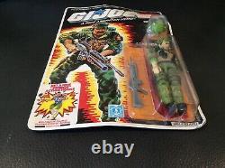 Gi Joe action figure toy vintage Hasbro 1985 Leatherneck Marine RARE Sealed