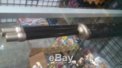 Hubley 1950s Toy Rifle Chuck Conners Rifleman Flip Cap Gun Very Nice