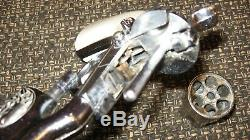 Hubley Colt 45 Cap Gun Good Condition