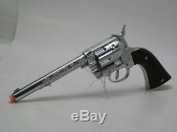 Hubley Ric-O-Shay. 45 Cap Gun with 6 bullets, Vintage 1960-65