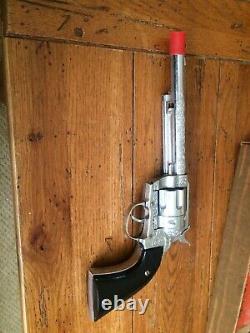 Hubley Ric O Shay With Original Box Rare Cap Gun