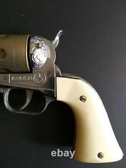 Hubley Vintage 1950's Colt 45 Toy Cap Gun