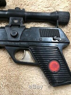 Ideal Vintage 1965 Man from UNCLE toy Gun
