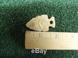 It's a Daisy Arrowhead Davy Crockett Walt Disney Prod. Rare BB gun embellishment