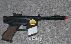 James Bond Era 1960s Man from UNCLE U. N. C. L. E. Illya Toy Gun Pistol