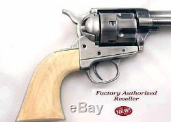 John Wayne The Duke M1873 Army Pistol Gray Finish Pistol Revolver Replica Gun