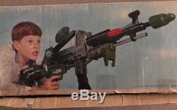 Johnny Seven 7 OMA Toy GunTopper Toys 1964 Vintage Original Box