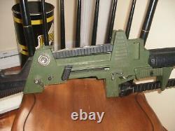 Johnny Seven OMA Army Toy Cap Gun Topper Pistol Grenade Parts Repair- Incomplete